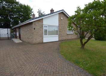 Thumbnail 2 bed detached bungalow for sale in Valence Road, Orton Waterville, Peterborough