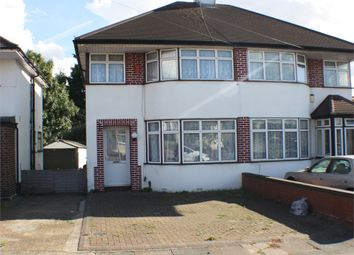 Thumbnail 3 bed semi-detached house for sale in Cavendish Avenue, Ruislip, Middlesex, UK