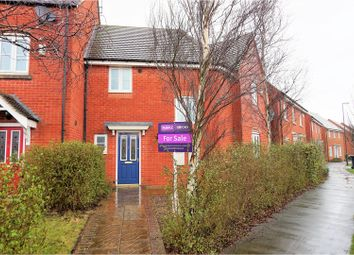Thumbnail 3 bed semi-detached house for sale in Excelsior Drive, Woodville, Swadlincote