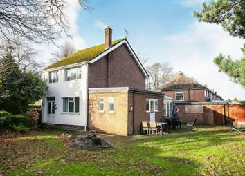 Thumbnail 3 bed detached house for sale in Offerton Road, Hazel Grove, Stockport, Greater Manchester