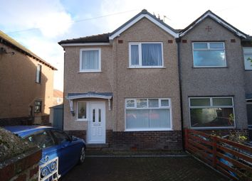 Thumbnail 3 bedroom semi-detached house for sale in Undergreens Road, Barrow-In-Furness, Cumbria