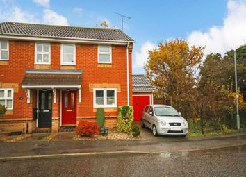 Thumbnail 2 bed semi-detached house for sale in Waverley Road, Laindon, Basildon