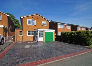 4 bed detached house for sale in Holmes Drive, Rubery, Rednal, Birmingham B45