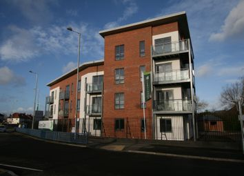 Thumbnail 2 bed flat to rent in Europa Gardens, Akron Gate, Stafford Road
