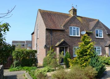 Thumbnail 3 bed semi-detached house for sale in Station Road, Petworth