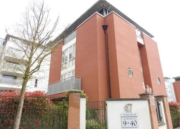 Thumbnail 2 bedroom penthouse to rent in Watkin Road, Leicester