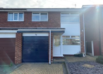Thumbnail 3 bed semi-detached house for sale in Weaver Road, Frodsham