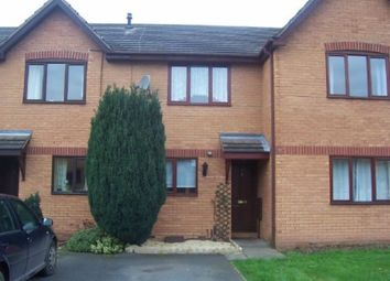 Thumbnail 2 bed terraced house to rent in The Dales, Lower Bullingham, Hereford