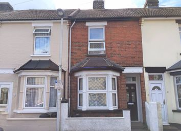 Thumbnail 3 bed terraced house for sale in Eva Road, Gillingham