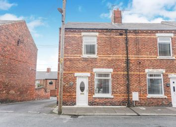 Thumbnail 2 bed end terrace house for sale in Seventh Street, Peterlee