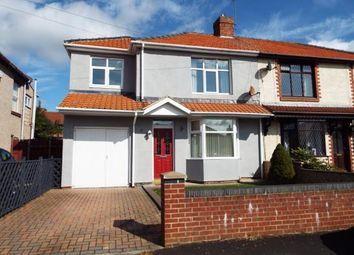 Thumbnail 4 bedroom semi-detached house for sale in Biddick Villas, Washington, Tyne And Wear