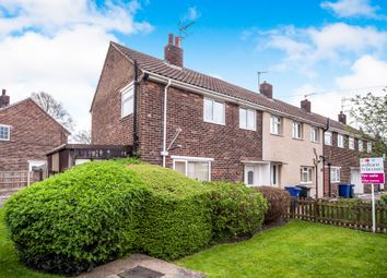 Thumbnail 3 bed end terrace house for sale in Marshland Road, Moorends, Doncaster