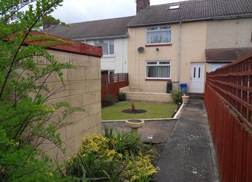 Thumbnail 3 bed terraced house for sale in Shakespeare Avenue, Blackhall Colliery, Hartlepool