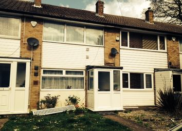 Thumbnail 2 bed terraced house to rent in Hollycroft Close, Sipson