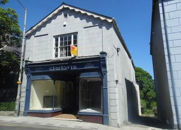 Thumbnail 1 bed property for sale in Main Street, Fishguard