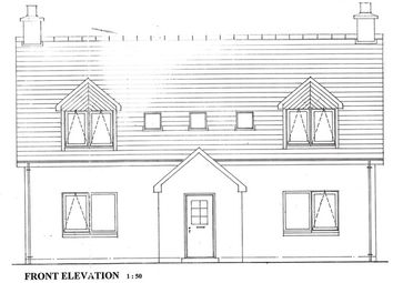 Thumbnail 4 bed detached house for sale in Main Street, Tomintoul, Ballindalloch