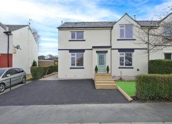 Thumbnail 3 bed semi-detached house for sale in Calder Avenue, Billington, Clitheroe