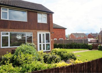 Thumbnail 3 bedroom semi-detached house for sale in Meese Close, Wellington Telford