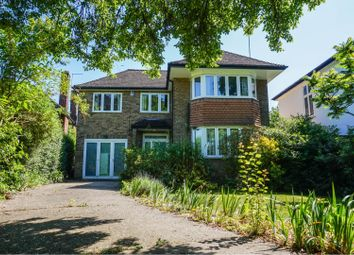 Thumbnail 4 bed detached house for sale in Broadway Gardens, Peterborough