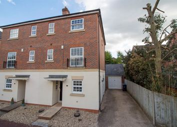 Thumbnail 4 bed town house for sale in Upper Mount Street, Fleet