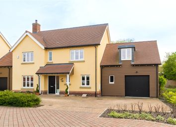 Thumbnail 5 bedroom detached house for sale in Anderson Place, East Hanney, Wantage