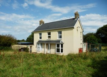 Thumbnail 7 bed detached house for sale in Llanarth, Ceredigion