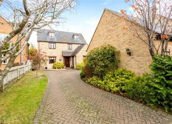 Thumbnail 6 bed detached house for sale in Broad Lane, Evenley, Brackley, Northamptonshire