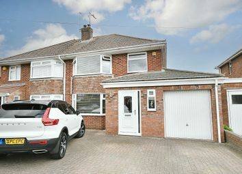 Thumbnail 4 bed semi-detached house for sale in Eastern Avenue, Swindon