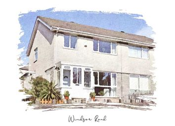 3 bed semi-detached house for sale in Windsor Road, Penarth, Penarth CF64