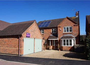 Thumbnail 4 bed detached house for sale in Coleman Close, Northampton