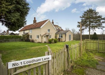 Thumbnail 3 bed semi-detached house to rent in Loudham Lane, Ufford, Woodbridge
