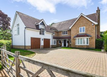 Thumbnail 5 bed detached house for sale in Meadow Lane, Duchess Drive, Newmarket