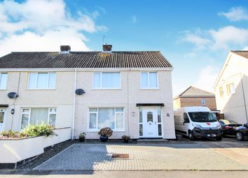 Thumbnail 3 bedroom semi-detached house for sale in Pensarn Road, Rumney, Cardiff