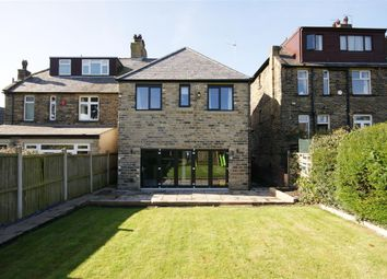 Thumbnail 5 bed semi-detached house for sale in The Nook, Upper Sutherland Road, Lightcliffe