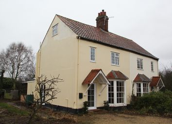 Thumbnail 3 bed semi-detached house to rent in Snape Bridge, Snape