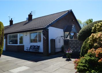 Thumbnail 3 bed semi-detached bungalow for sale in Kingsway, Alkrington, Middleton
