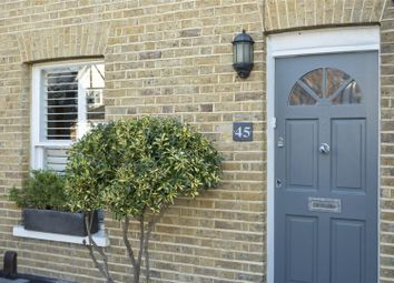 Thumbnail 3 bedroom terraced house for sale in St. Marys Road, Weybridge, Surrey