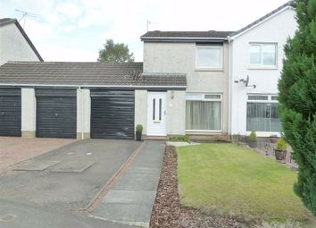 Thumbnail 2 bedroom semi-detached house for sale in Douglas Drive, Stirling