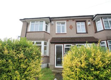 Thumbnail 3 bed semi-detached house to rent in Avenue Road, Erith