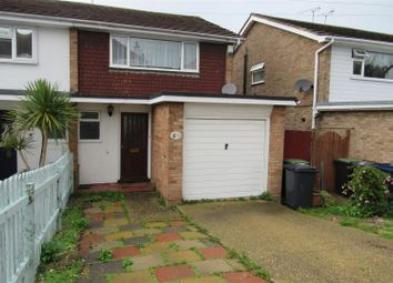 Thumbnail 3 bed semi-detached house for sale in Tyndale Park, Herne Bay