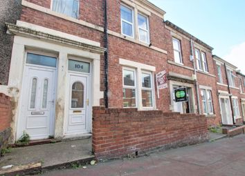 Thumbnail 2 bed flat for sale in Northbourne Street, Gateshead