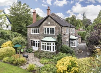 Thumbnail 5 bed detached house for sale in Grove Lane, Leeds, West Yorkshire