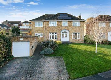 Thumbnail 4 bed detached house for sale in Aldrin Road, Exeter, Devon