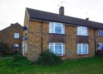 Thumbnail 2 bed flat for sale in Bunters Avenue, Shoeburyness, Southend-On-Sea