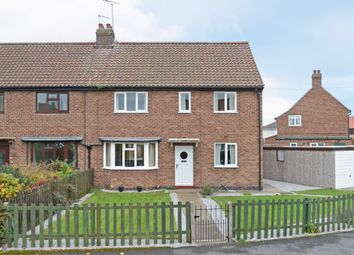 Thumbnail 3 bed semi-detached house for sale in Mill Garth, Hemingbrough, Selby