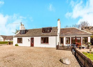 Thumbnail 3 bed detached house for sale in West Burnside, Laurencekirk
