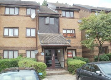 Thumbnail 2 bed flat to rent in Harp Island Close, Neasden