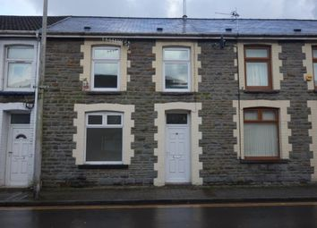 Thumbnail 4 bed terraced house to rent in Wyndham Street, Tynewydd