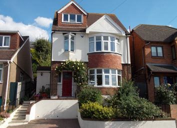 Thumbnail 5 bed detached house for sale in The Esplanade, Rochester