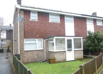 Thumbnail 3 bed semi-detached house to rent in Thorney Court, Mansfield